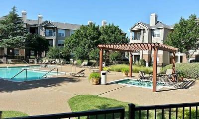 Pool, Prairie Springs I & II, 1