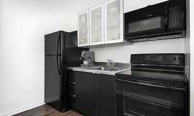 Kitchen, 3130 N Lake Shore Drive, 1