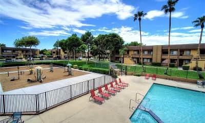 Recreation Area, Avalon Hills, 0