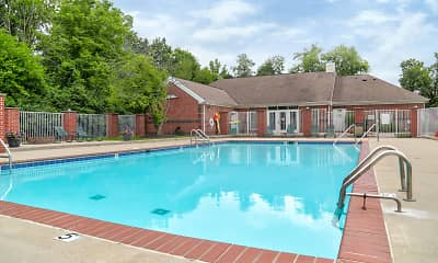 Pool, Auburn Hill Apartments, 0