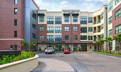 Building, Millennium High Street, 0