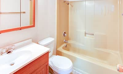 Bathroom, West Wind, 2