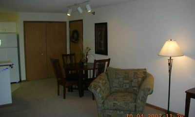 Living Room, Autumn Glen Apartment Homes, 2