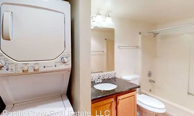 Bathroom, Seattle North Apartments, 0