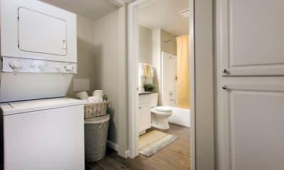 Bathroom, Vista Pointe Apartment Homes, 2