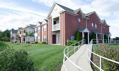 Building, Lakeview Park, 1
