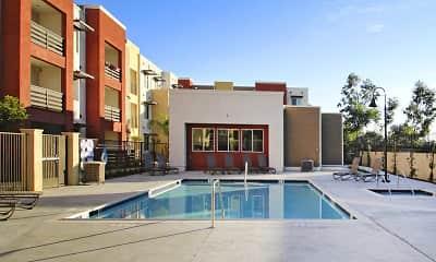 Pool, 807 West, 0