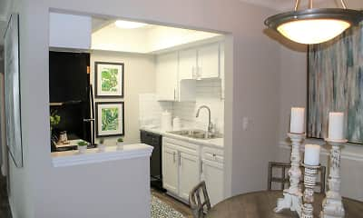 Kitchen, Ashford Riverview, 0