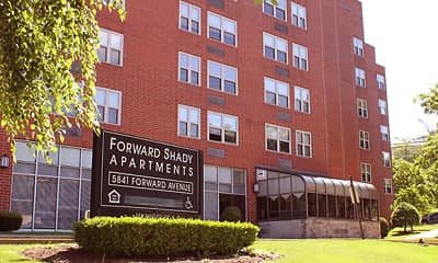 Building, Forward Shady Apartment, 0