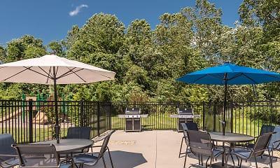 Pool, Seasons at Bel Air, 2