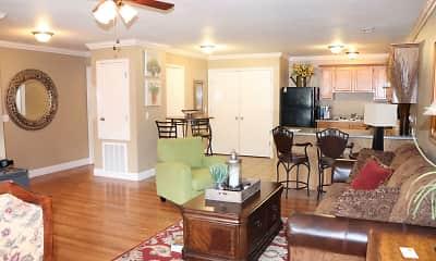 Living Room, The Ridges at Bentonville, 1
