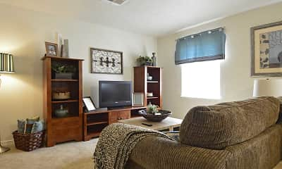 Living Room, Corvias Fort Polk, 1