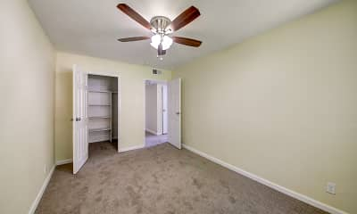 Bedroom, Bel Aire Apartments, 2
