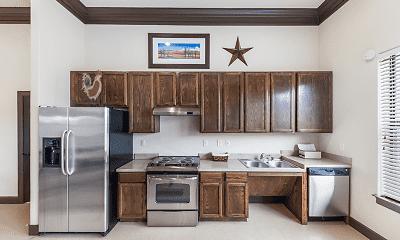 Kitchen, Constellation Ranch, 0
