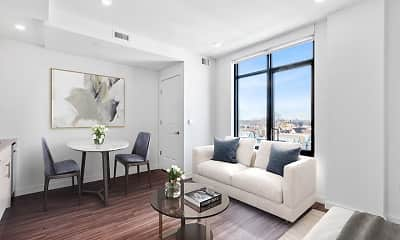 Living Room, Bay One, 2