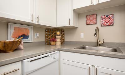 Kitchen, Coho Run, 1