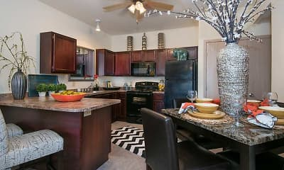 Kitchen, The Trails at Rockwell, 0