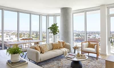 Living Room, Jardine, 1