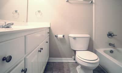 Bathroom, Grandview Pointe Apartment Homes, 2