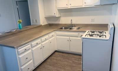 Kitchen, Casa Fortin, 1