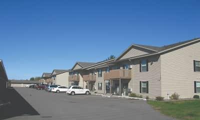 Building, Gibson Estates, 0