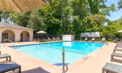 Pool, Camelia Apartments, 1