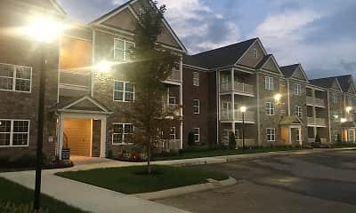 Building, Pheasant Run Apartments, 2