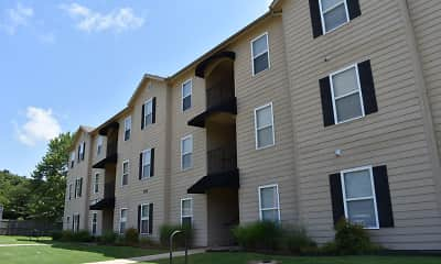 Building, Mountain View Apartments, 0