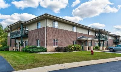 Building, Prairie Meadow Senior Living, 1