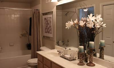 Bathroom, Chappell Creek Village, 2