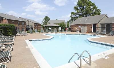 Pool, Ridgeway Terrace, 1