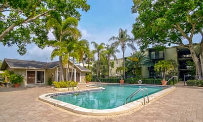 Pool, Westshore Apartments, 0