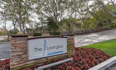 Community Signage, The Lexington Agoura Hills, 2