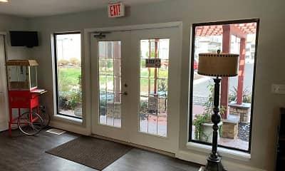 Living Room, Prairie Walk, 1