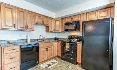 Kitchen, Holiday Park Apartments, 0