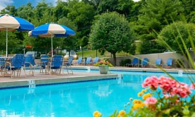 Pool, Monroeville Apartments, 0