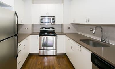Kitchen, Paramour, 1