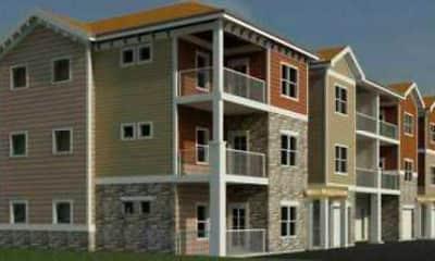 Building, Bella Terra Apartments, 1