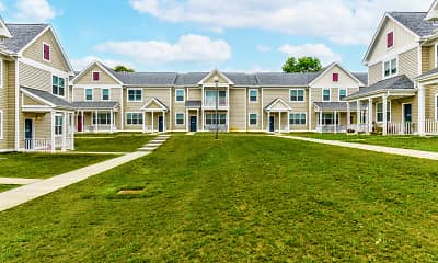 Building, East Point Apartments & Lofts, 1