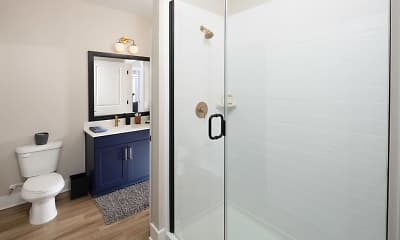 Bathroom, Broadstone Summerhill, 2