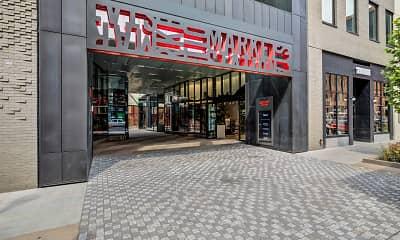 Building, Market Station, 2