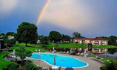 Pool, Windsor Lake, 2