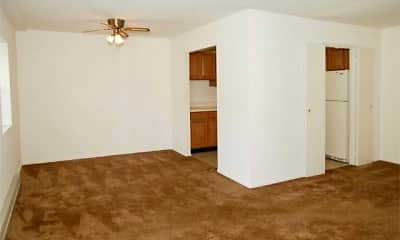 Living Room, Lehigh Valley Apartments, 2