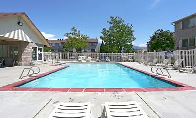 Pool, Falcon Park, 0