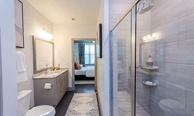 Bathroom, Azure Carnes Crossroads, 2