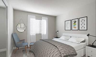 Bedroom, Monarch, 1