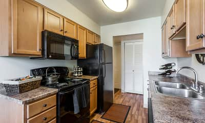 Kitchen, Royal Ridge, 1