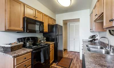 Kitchen, Royal Ridge, 1