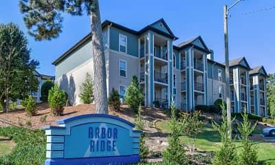 Building, Arbor Ridge, 0