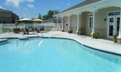 Pool, Highland Springs Apartments, 0